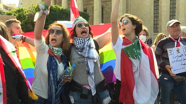 Women defy conservative regimes in rights marches across the world