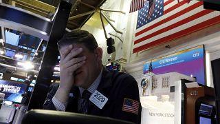Felfüggesztették a kereskedést a Wall Streeten