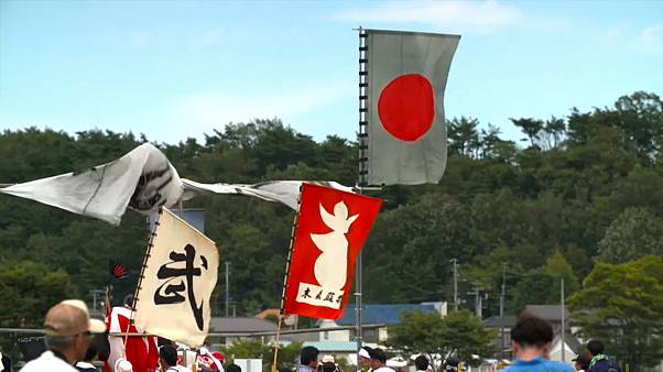 No comment: Szamurájfesztivál Fukusimában