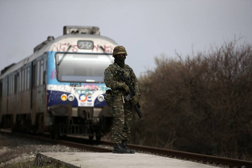Giannis Papanikos/ AP Photo