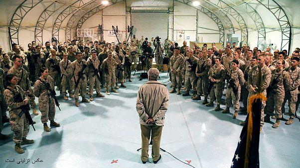 یک مقام آمریکایی: تخلیه سربازان ایالات متحده از افغانستان آغاز شده است