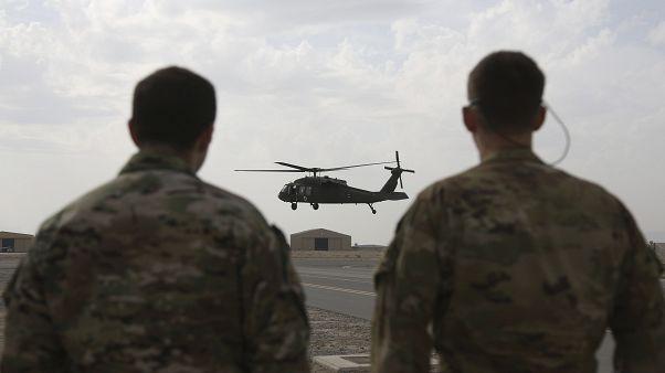 الجيش الأمريكي يبدأ الانسحاب من أفغانستان تنفيذا لاتفاقية السلام التي أبرمت مع طالبان