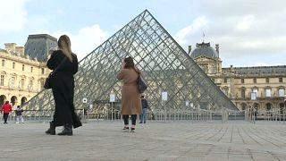 Paris : le tourisme, victime du coronavirus