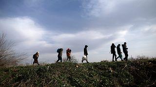 Incertidumbre en la frontera entre Grecia y Turquía