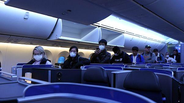 ΦΩΤΟ ΑΡΧΕΙΟΥ - Airline passengers