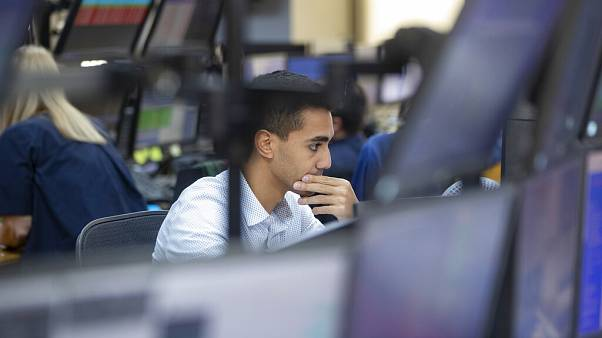 Acalmia nos mercados financeiros