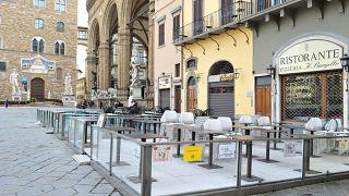 Italia restringe los vuelos hacia su territorio y plantea reforzar su cuarentena por el COVID-19