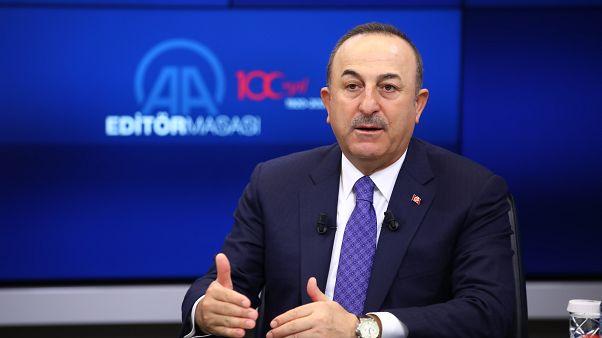 Çavuşoğlu: Rus medyasının yaptığı saygısızlık