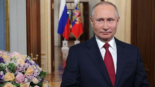 Новый срок для Путина