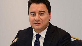 Ali Babacan yeni partisi DEVA'nın tanıtımını yarın (çarşamba) yapacak