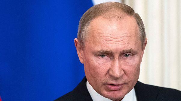 پیشنهاد حزب حاکم روسیه برای اصلاح قانون و تسهیل ریاست جمهوری مجدد پوتین