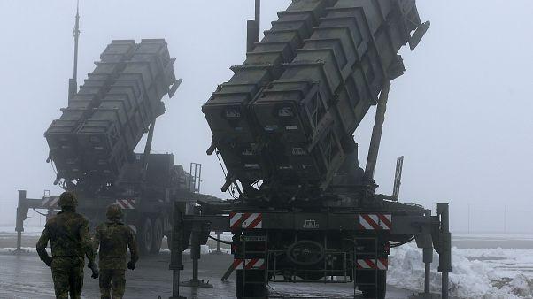 Patriot hava savunma sistemleri
