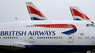 Avrupa'da havayolu şirketleri koronavirüs nedeniyle boş sefer yapmak zorunda kalıyor