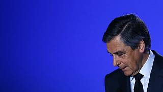 APTOPIX France Election Fillon