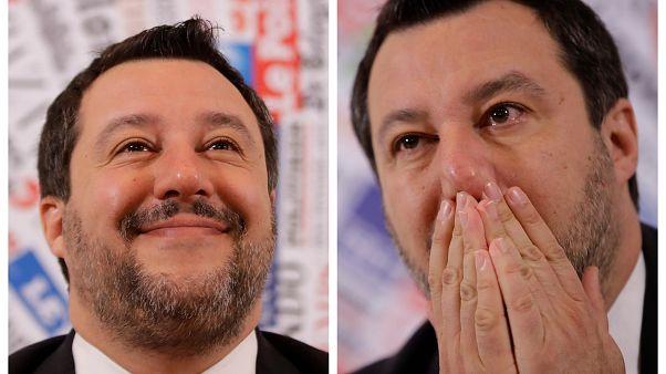 """Coronavirus, Salvini vs. Salvini: """"Venite in Italia"""". Anzi no: """"Chiudiamo tutto"""""""