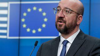 Coronavirus: limitar la propagación del virus prioridad absoluta de la UE