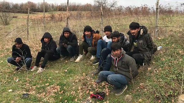 Grenzfluss Evros durchquert: Griechenland nimmt neun Männer fest
