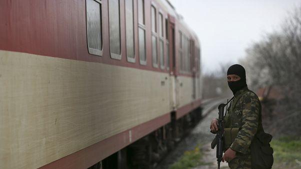 Проникших в Грецию мигрантов взяли под стражу