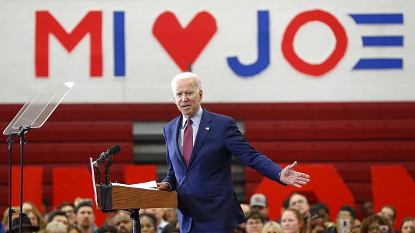 Joe Biden won Michigan (MI) ... and at least three other states