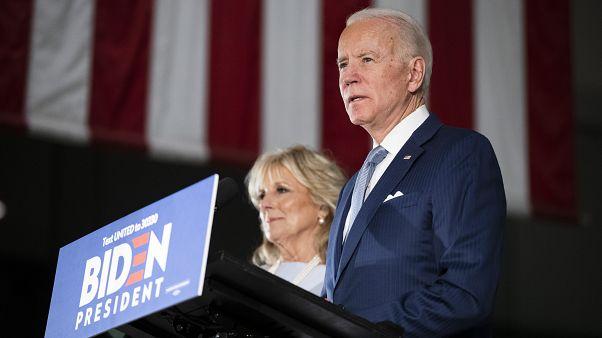 Joe Biden reforça vantagem nas primárias