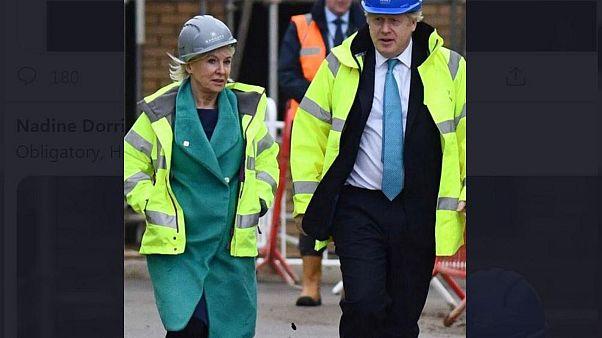 أول وزيرة بريطانية تصاب بفيروس كورونا تقول إنها قلقة على أمها