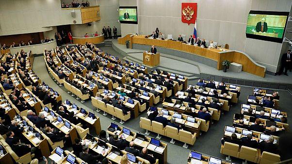 با رای موافق دومای روسیه کنتور ریاست جمهوری پوتین صفر میشود