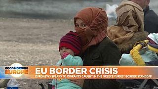 Turkey's Erdogan likens Greek authorities to Nazis for returning migrants