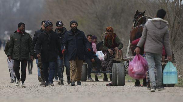 """Греко-турецкая граница: """"Мы будем тут оставаться, пока это возможно"""""""