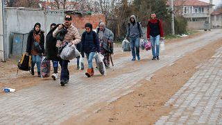 Folytatódó erőszak a török-görög határon
