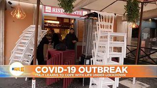 Coronavirus: UK is '2 to 3 weeks' behind Italy, says disease control expert