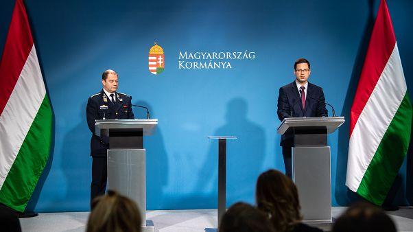 Bevezetik a rendkívüli jogrendet Magyarországon