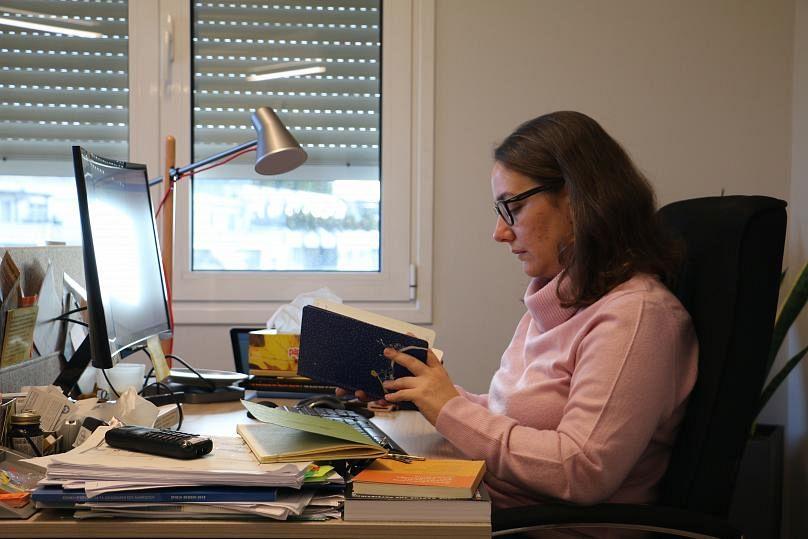 إيليني تاكو، نائب مدير هيومن رايتس 360