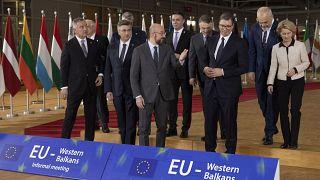 Belgium EU Western Balkans