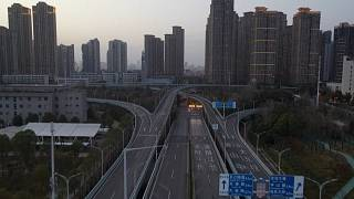 Watch: Drone footage shows empty streets of COVID-19 epicentre Wuhan