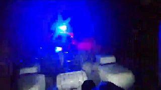 Vídeo mostra polícia turca a perseguir barco das autoridades gregas