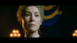"Rosamund Pike in ""Radioactive""- StudioCanal"
