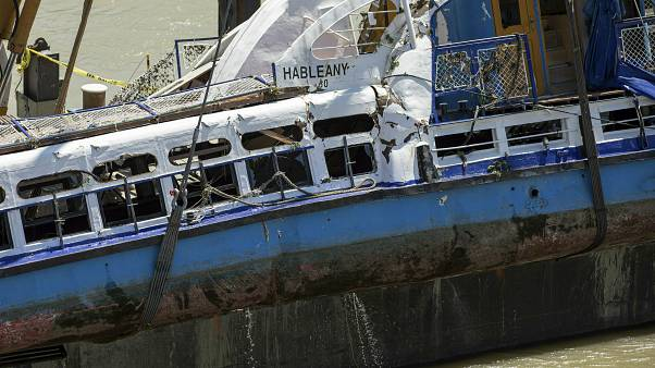 Danube boat crash: Ukrainian captain on trial for deadly collision