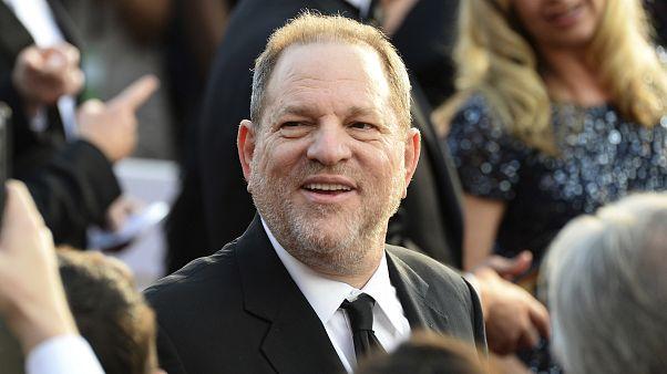 ABD'li film yapımcısı Harvey Weinstein