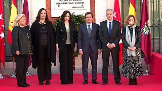 Madrid recuerda a las víctimas del 11M