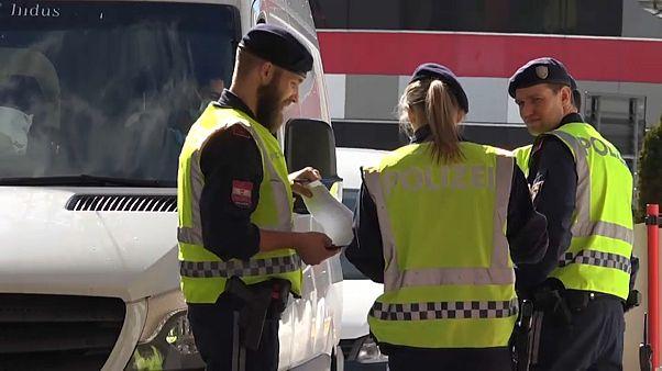 Österreichs Grenze: Kein Attest, kein Durchkommen