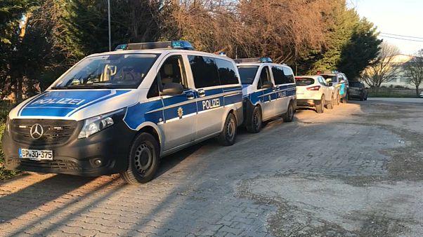 Europäische Amtshilfe für griechische Grenzer
