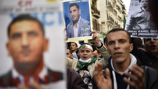 محكمة جزائرية تقضي بسجن كريم طابو أحد أبرز شخصيات الحراك