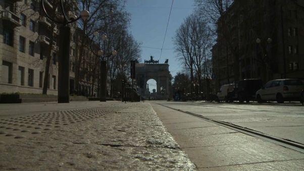 Coronavirus: Milano si ferma, i medici lavorano a pieno regime