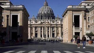 Vatican Virus Outbreak