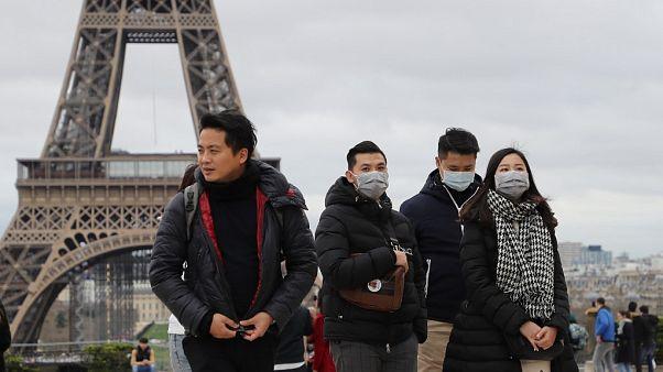 Fransa'da yeni tip koronavirüs nedeniyle ölenlerin sayısı 48'e çıktı