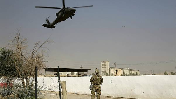 حمله راکتی به پایگاه نیروهای آمریکایی در عراق سه کشته برجای گذاشت