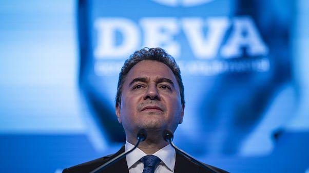 Demokrasi ve Atılım (DEVA) Partisi 'nin tanıtım toplantısı Ankara'da yapıldı