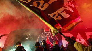 Terminou a época de futebol em França