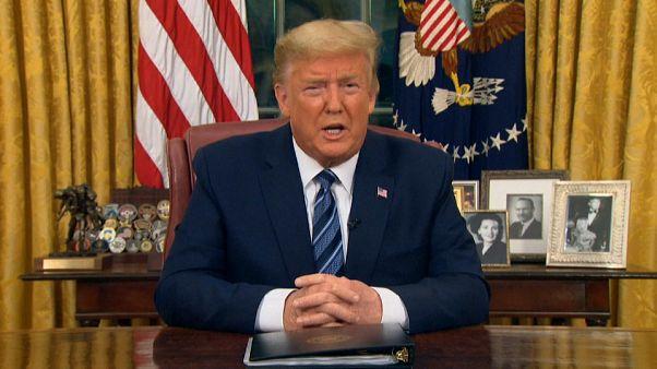 Coronavirus, Trump vieta l'ingresso ai cittadini europei