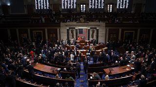مجلس نمایندگان آمریکا محدودیت اختیارات نظامی ترامپ علیه ایران را تصویب کرد
